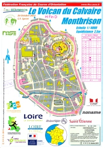 Sprint FinaleD Montbrison champ france